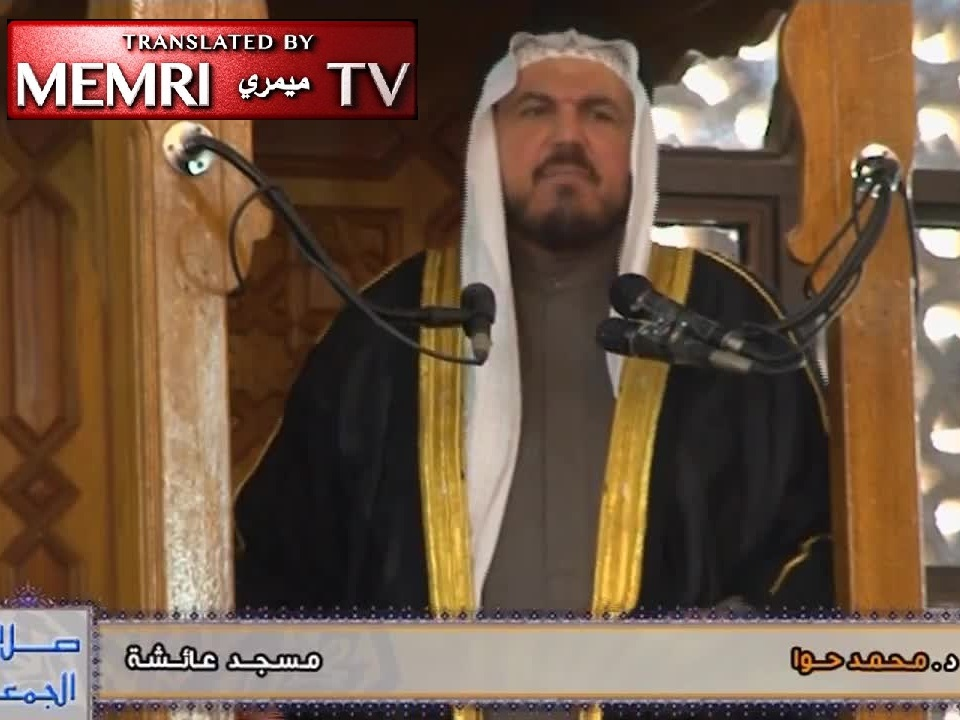 Friday Sermon in Amman, Jordan: Palestinian Children Nurtured with the Notion that the Jews Plundered Palestine