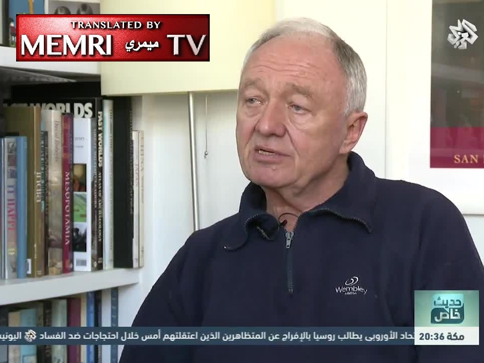 Former London Mayor Ken Livingstone: West Will Be Exposed to Attacks as Long as It Interferes in Middle East Affairs