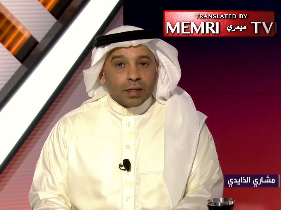 Saudi Journalist Mushari Zaidi: Obama Brought Humiliation, Frustration, and Terror Upon the U.S. and its Allies