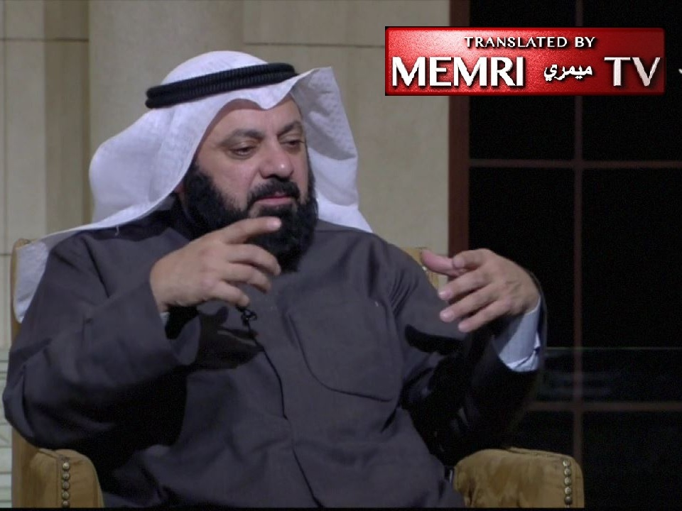 Kuwaiti MP Waleed Tabtabaie: Israel Runs the World, Coordinates with the U.S., Russia, and Iran to Destroy Syria