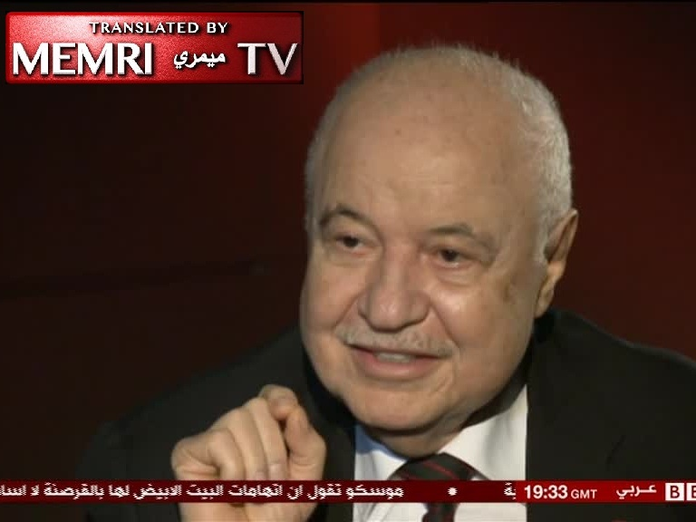 Jordanian Businessman Talal Abu Ghazaleh: MEMRI Considers Me Antisemitic Because I Want to Cleanse Palestine of the Jews