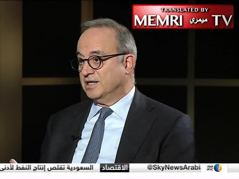 Fmr. Jordanian FM Marwan Al-Muasher: We Must Vanquish Terror Groups Ideologically, Not Just Militarily