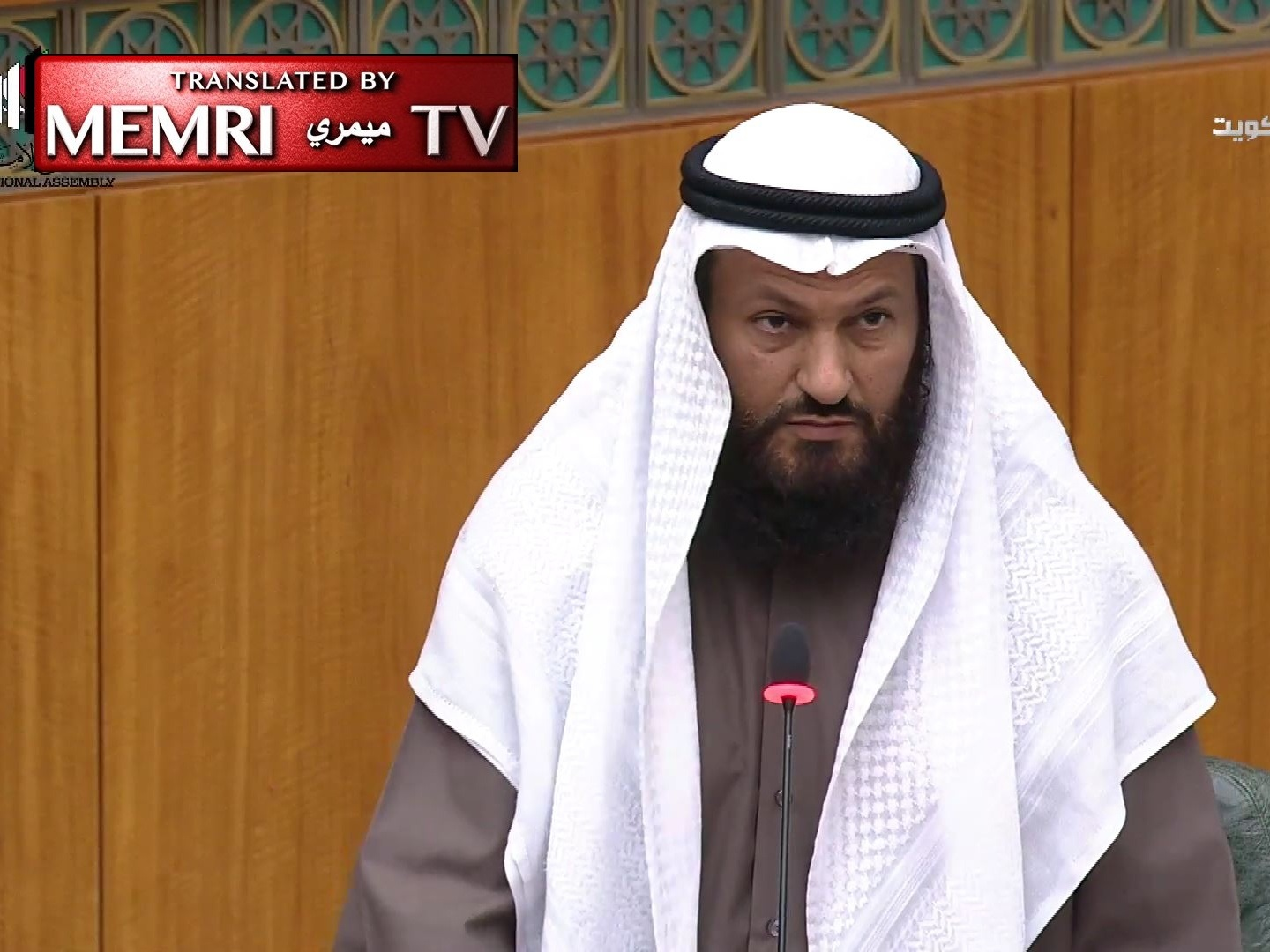 "Kuwaiti MP Mohammed Hayef AlـMutairi Calls to Amend Constitution, Instate Shari'a: ""Are We Thieves, Who Have to Fear Having Our Hands Chopped Off?"""