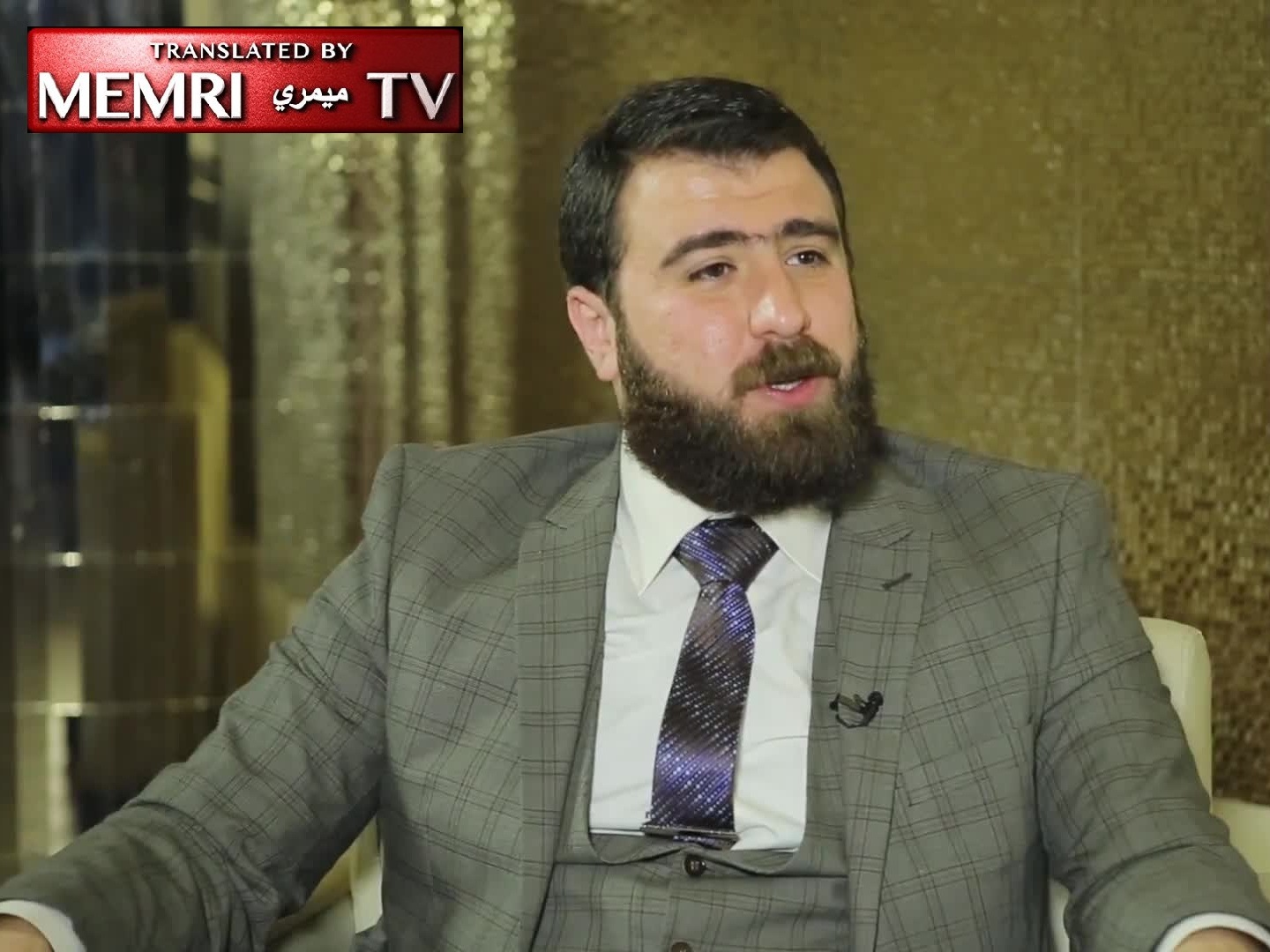 Christian Iraqi Militia Leader Ryan Chaldean: If Not For Iran, ISIS Would Be in Baghdad by Now; Saudi Arabia the Cause of Iraq's Destruction