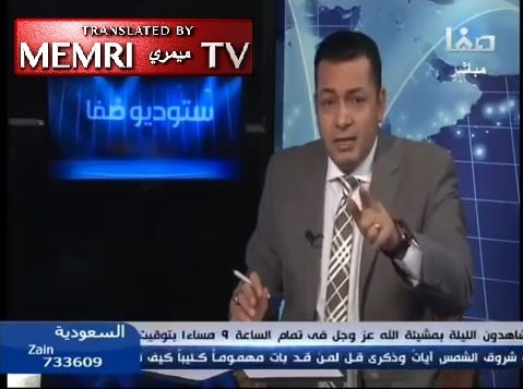 "Egyptian Host on Saudi TV Channel Celebrates Assassination of ""Crusader Pig"" Russian Ambassador, Calls for Assassination of Russian, U.S., and Other Ambassadors in All Islamic Countries"