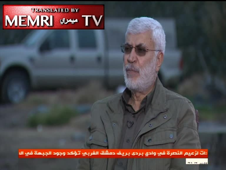 Abu Mahdi Al-Muhandis, Deputy Commander of the Popular Mobilization Units: Optimism over Liberation of Mosul Was Exaggerated; No Objection to Russian Military Intervention in Syria; After Mosul, We Will Enter Syria; Hizbullah Trained Us against the Americans after 2003