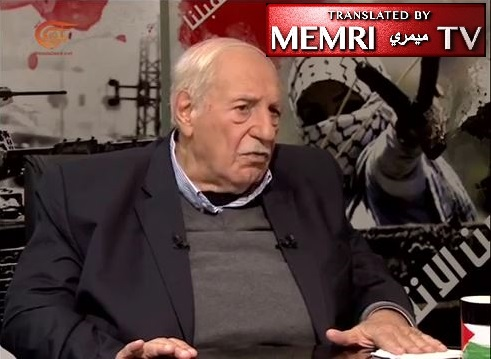 PFLP-GC Leader Ahmad Jibril: I Want to See Iranian Soldiers Fighting in the Galilee; We Shall March into Jordan on Our Way to All-Out War with Israel, Whether King Abdullah Likes It or Not