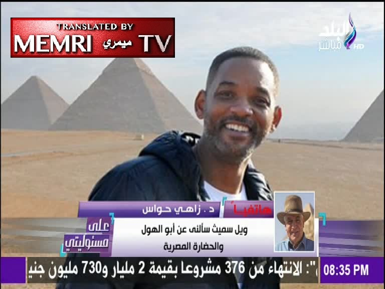 Egyptian Archaeologist Zahi Hawwas Sums Up Recent Celebrity Tours of the Pyramids: Will Smith Paid for Everything; Lionel Messi Is a Moron