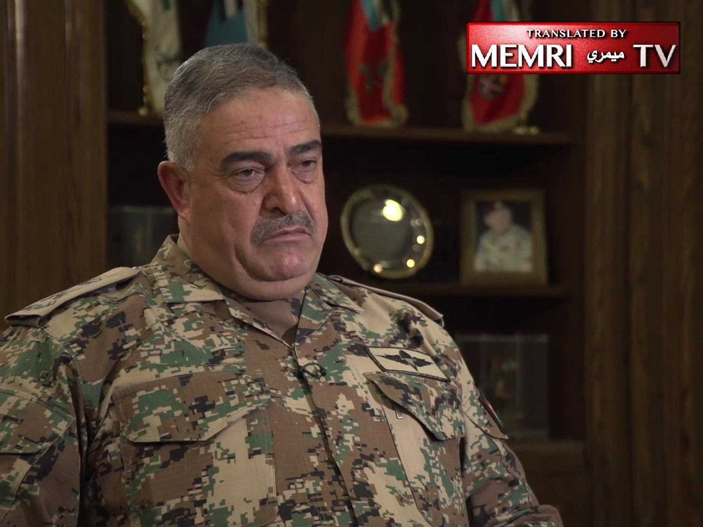 Jordanian Chief of Staff Lieut.-Gen. Mahmoud Freihat: ISIS Controls Syrian Refugee Camps Near Jordanian Border; By the End of 2017, ISIS Will be in its Final Stages