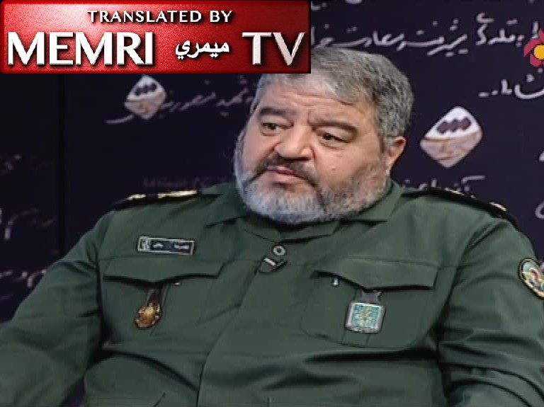 IRGC General Gholamreza Jalali, Head of Iran's Civil Defense Organization: Our Nuclear Sites Experience as Many as 50,000 Cyber Attacks Per Day; Israel, Neighboring Countries Steal Our Clouds as Part of a Climate War against Us