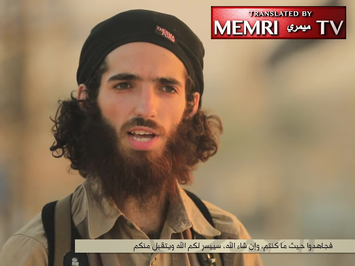 ISIS Video: Spanish-Speaking Fighters Praise Attacks in Spain, Urge Muslims to Carry Out Local Attacks