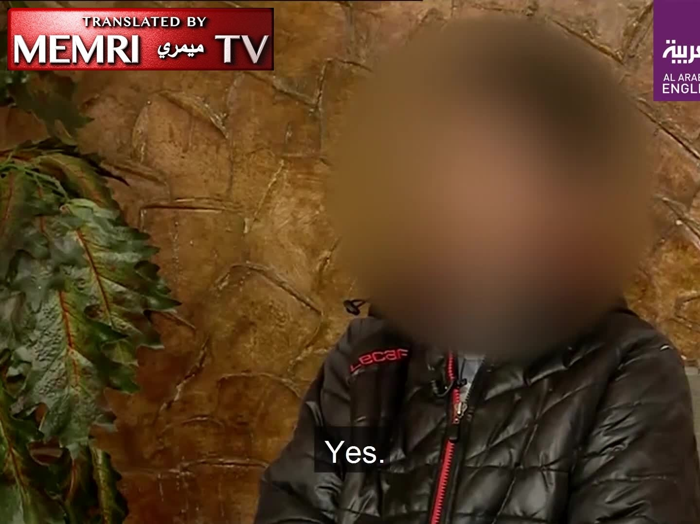 Former ISIS Child Fighter: I Would Assist my Father With Decapitations