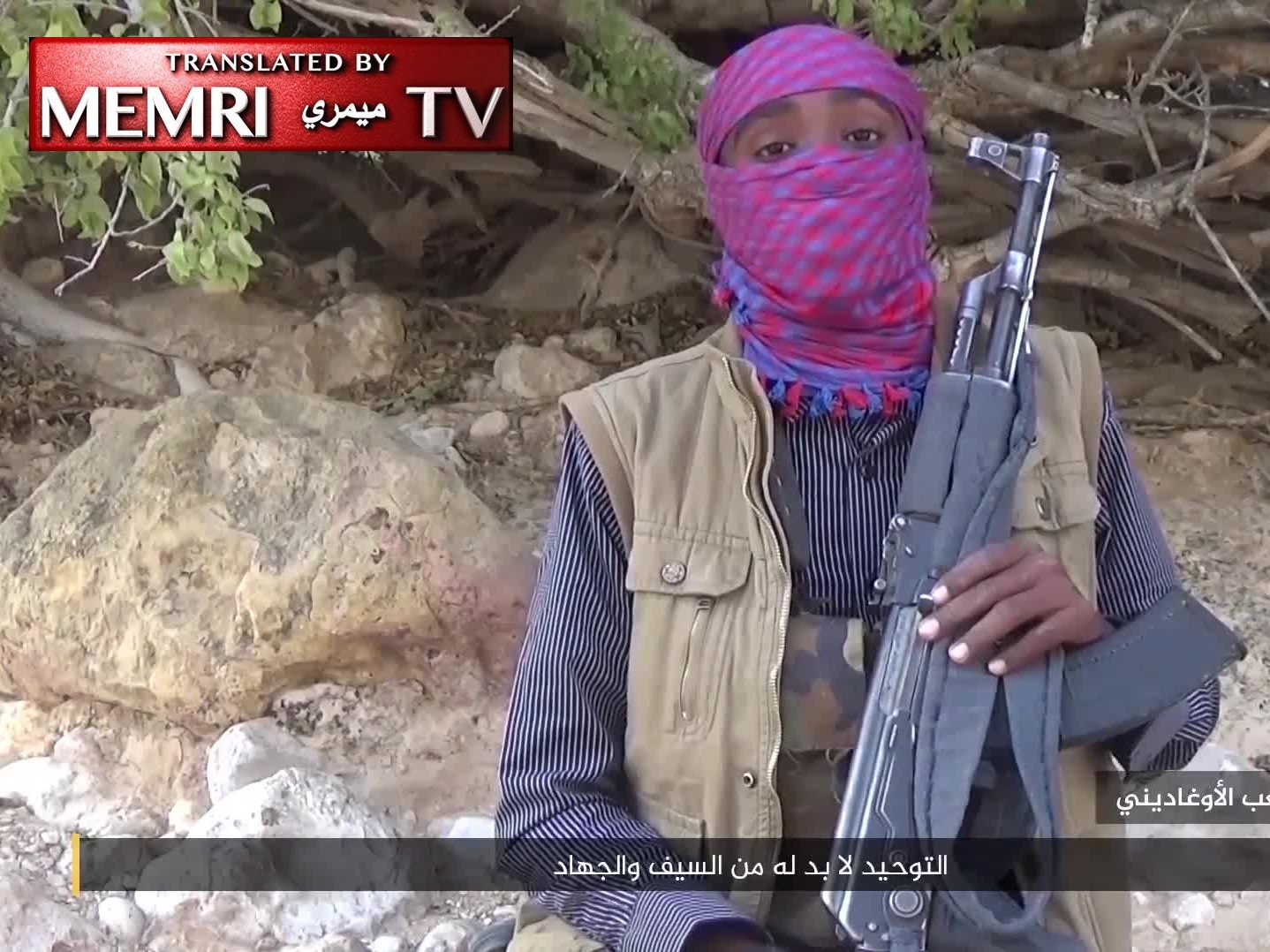 ISIS Incites to Terror Attacks against Churches, Christians in the West during Holiday Season, in First-Ever Video from Somalia (Warning: Graphic)