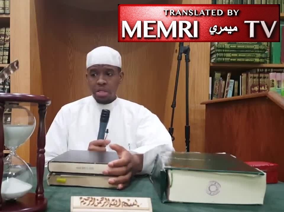 NY Muslim Cleric Ibn Muneer: Muslims Should Not Apologize for Prophet Muhammad Marrying a Minor, the Jews and Christians Will Never Be Pleased with You Anyway