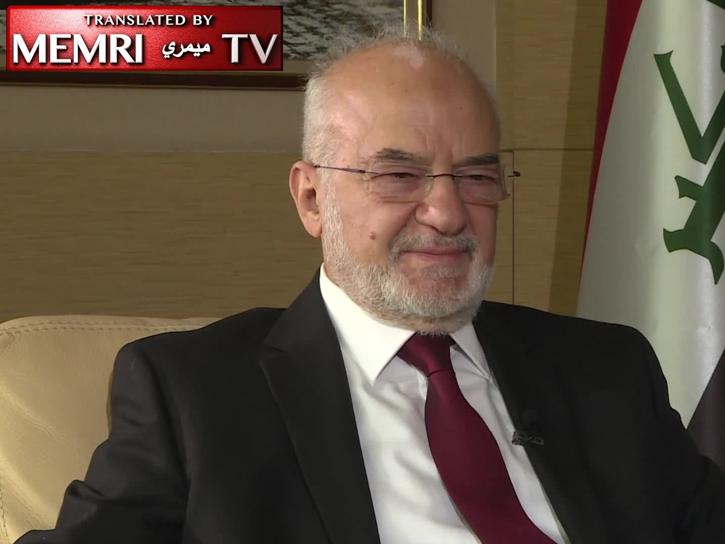 Iraqi Foreign Minister Ibrahim Al-Jaafari: America's Founding Fathers Would Not Make