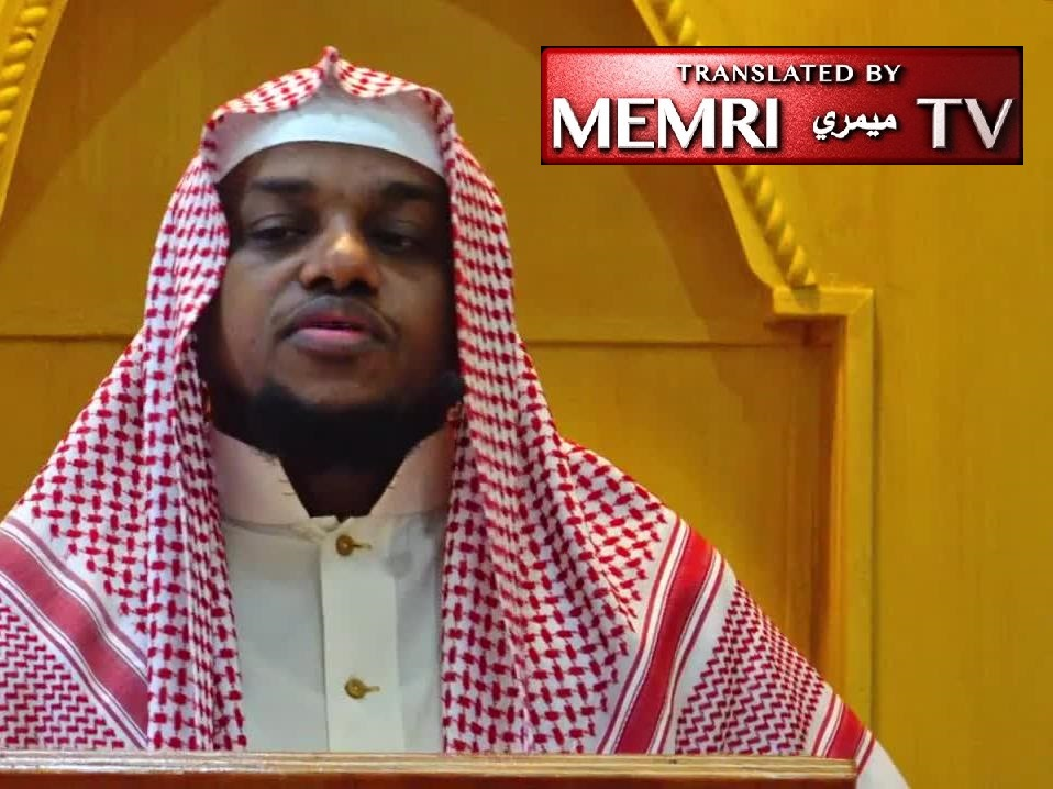 Tennessee Imam AhmedulHadi Sharif Warns Zionists Might Destroy the Kaaba