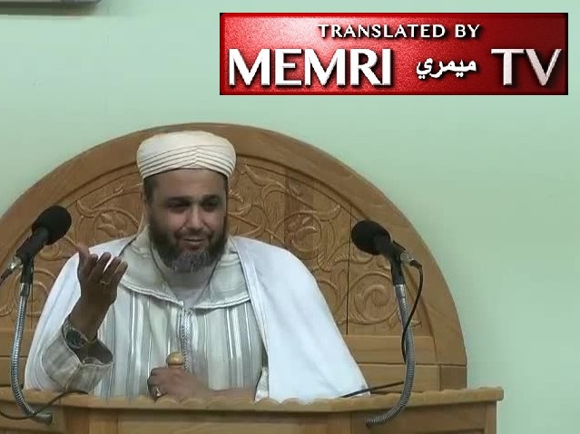 French Imam Mohamed Khattabi Calls to Support Tariq Ramadan: He Was Coerced into Confession, They Are Trying to Erase This Symbol