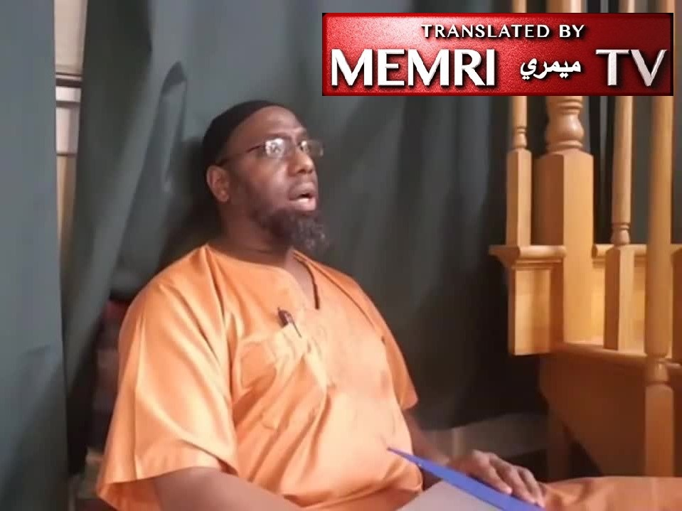 Antisemitic Addresses by Pittsburgh Imam Na'eem Abdullah: Ashkenazi Jews Aren't Real Jews; Jews Run Everything Behind the Scenes; Some Jews Were Transformed into Monkeys and Pigs; White Supremacy Has Co-Opted Judaism