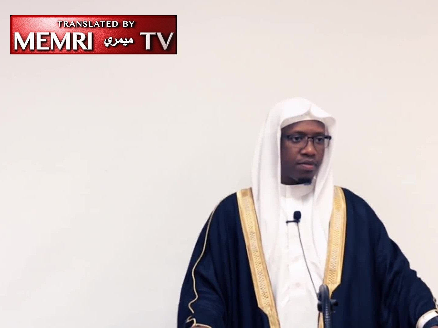 Virginia-Based Imam Sulaiman Jalloh: Allah Willing, America Will Be a Muslim Nation, Islam Is the Solution to the World's Problems