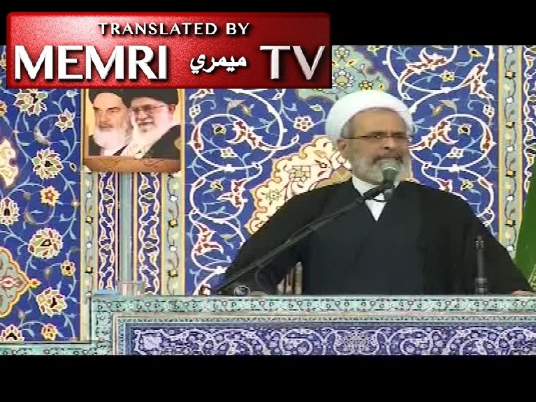 Qom Friday Sermon by Ayatollah Alireza Arafi: The Iranian People Support Hassan Nasrallah, Khamenei Until the End, When Israel Will Be Erased