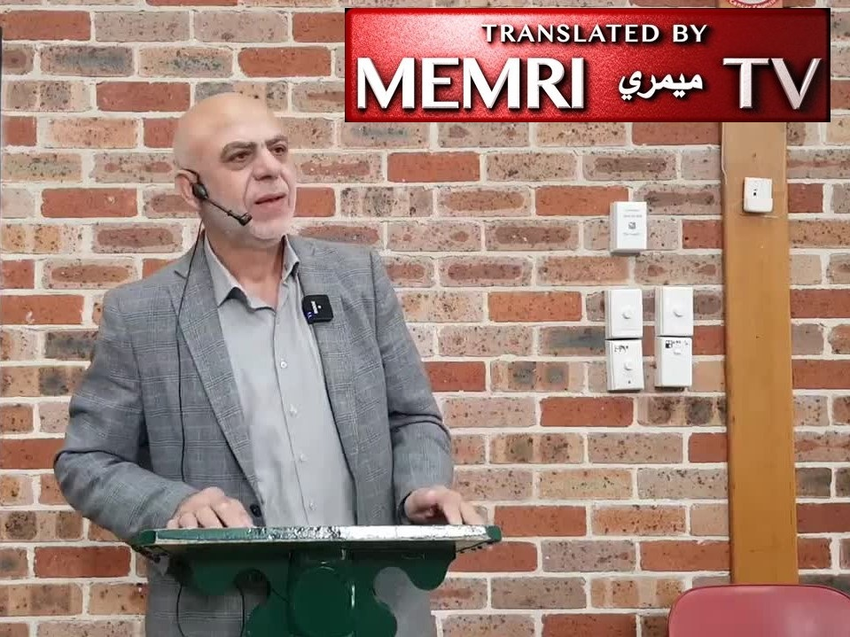 Friday Sermon by Australian Islamic Scholar Ismail Al-Wahwah: The Jews Exaggerate the Holocaust for Dirty Political Exploitation; Islam Will Conquer Rome and Moscow