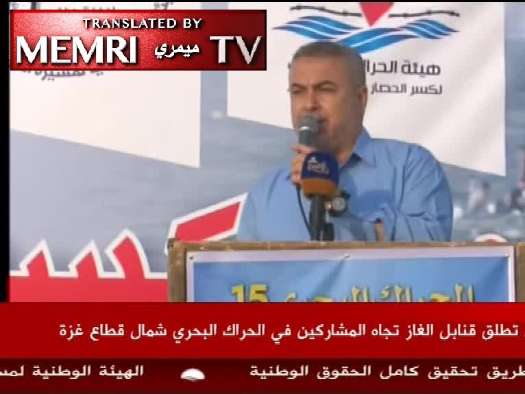 Former Hamas Minister Ismail Radwan Slams Arab Countries That Normalize Relations with Israel, Refers to Jews as