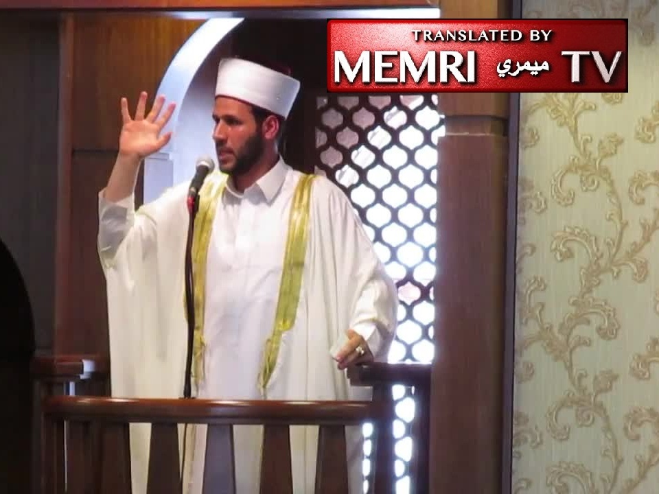 Jordanian Friday Sermon: The Jews Have No Right to Palestine, Which Will Be Regained Only by Force