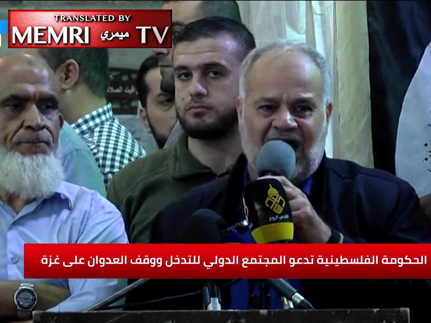 Khader Habib, Member of Islamic Jihad Leadership in Gaza: If Zionists Do Not Leave
