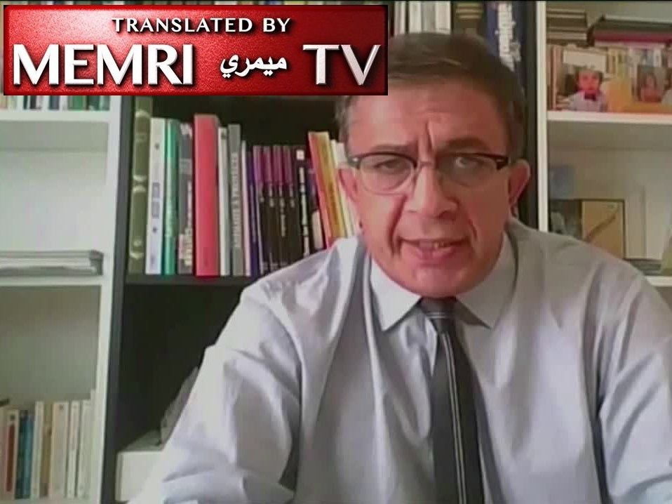 France-Based Iranian Opposition Activist Dr. Mahmoud Moradkhani, Who Is Khamenei's Nephew: Iran Is Responsible for Extremism in the World; The Opposition Must Unite to Bring Change