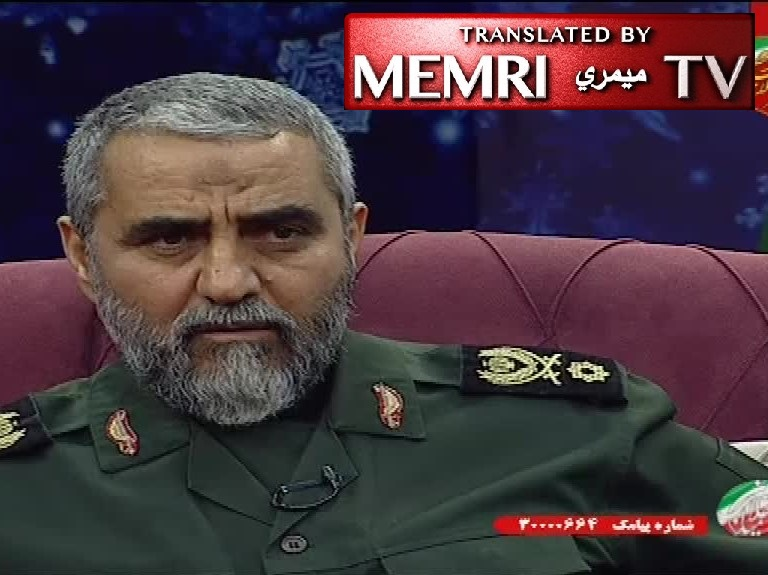 IRGC General Komeil Kohansal: Qasem Soleimani Founded the PMU in Iraq, Expanded Iran's