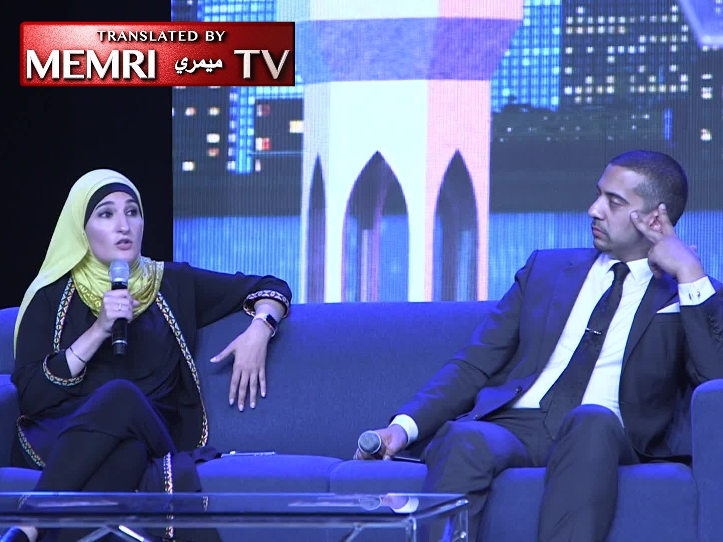 Political Activist Linda Sarsour Calls to Vote against Ted Cruz, Questions the Faith of Muslims who Defend the Police, Says: I Don't Care What Any Black Person Did Before Getting Shot