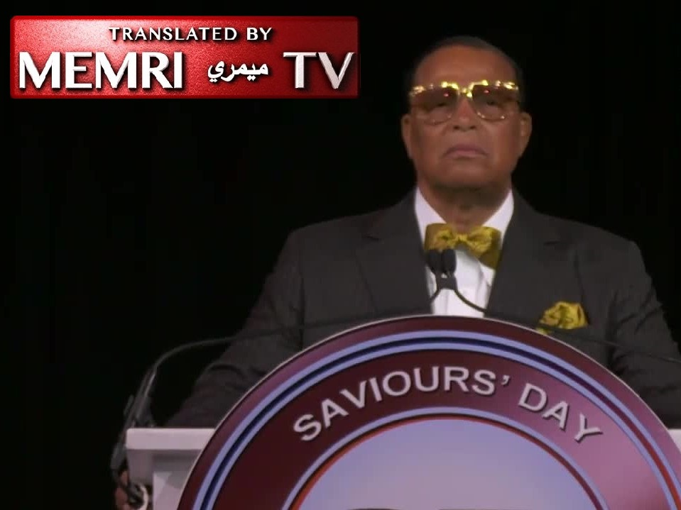 Nation of Islam Leader Louis Farrakhan: Talmudic Jewish Influence Responsible for Pedophilia, Slave Trade, Anal Sex, Gay Marriage, Sex Trafficking, Rape Culture