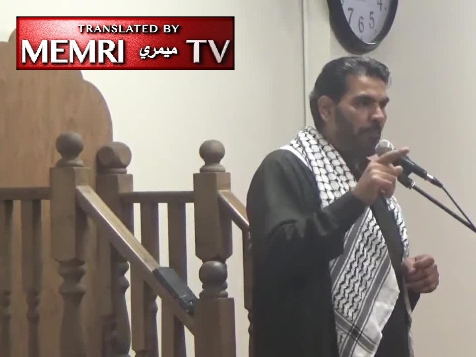 MAC-Vancouver Mosque Friday Sermon by Imam Tarek Ramadan: It Is Our Duty to Share the Jihad against the Zionists, Using Any Means Necessary