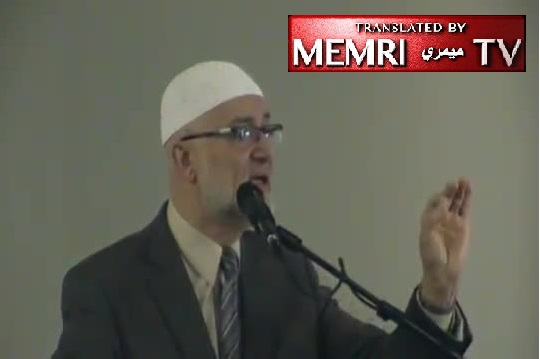 Canadian Imam Munir Elkassem: MEMRI Cuts and Pastes My Sermons; Jihad is a Very Noble Principle Where We Exert Energy to Effect Goodness