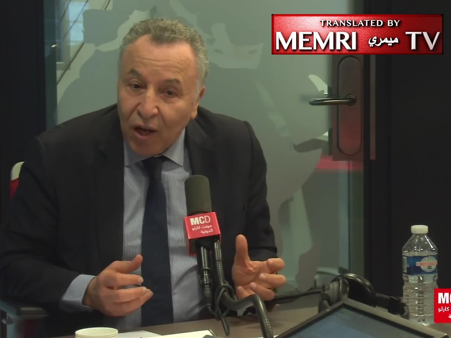 French-Tunisian Lawyer Majid Bouden Calls to Separate Religion from State: Terrorism Is the Outcome of Political Islam
