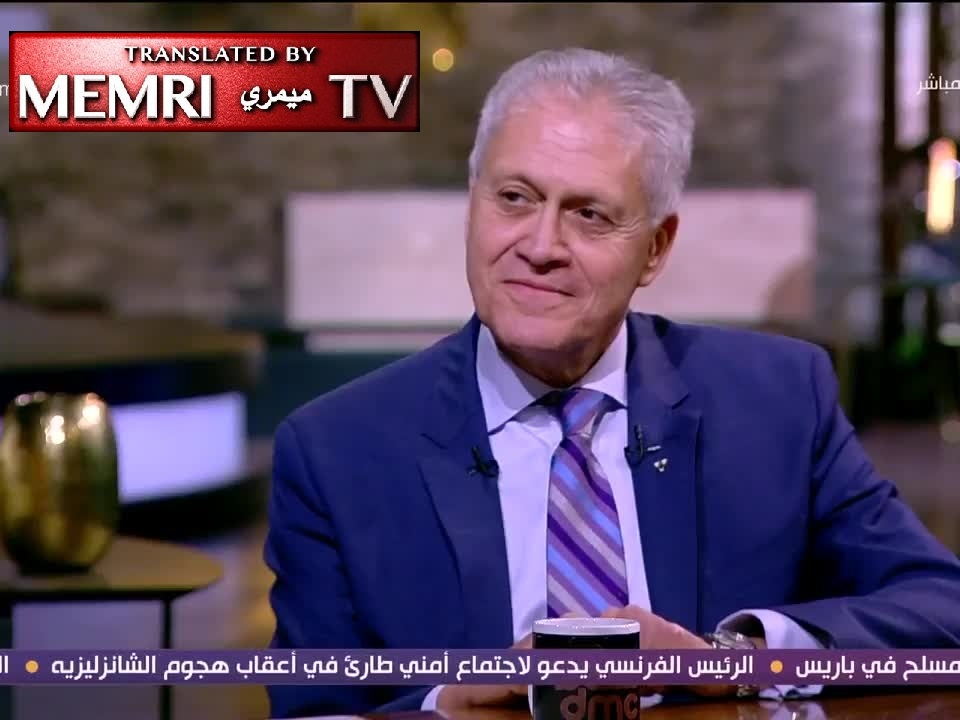 Egyptian-Canadian Academic Mamdouh Shoukri: Too Much Religion in Egypt's Education System