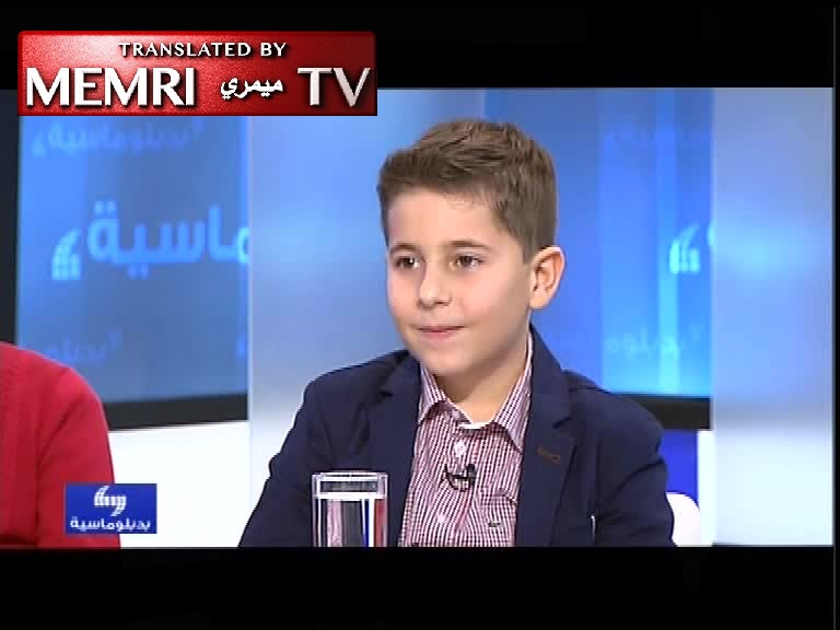 Lebanese Chess Prodigy Mark Abou Deeb on Refusing to Play against Israeli Opponents: Israel Is the Enemy