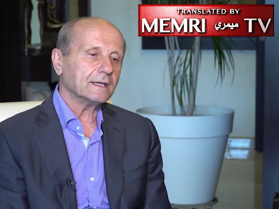 Fmr. Lebanese Interior Minister Marwan Charbel: U.S. Sells Weapons to Arabs So They Test Them Out on Other Arabs; Israel Would Control U.S. If Regional Tensions Subsided, So U.S. Wants to Keep Tensions High