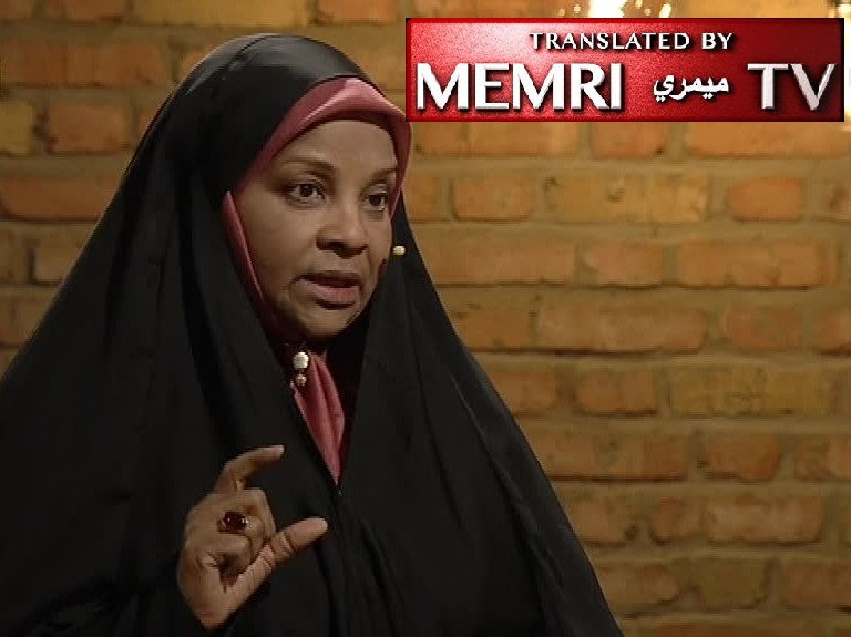 U.S./Iranian TV Anchor Marzieh Hashemi: I Chant
