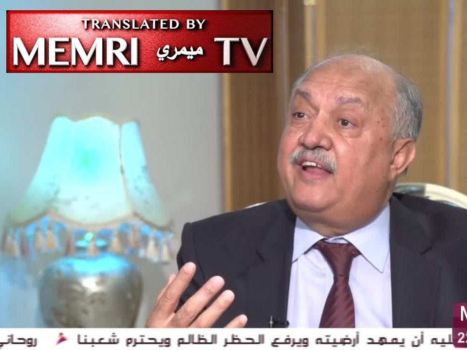 Former Iraqi MP Misha'an Al-Juburi Criticized during Interview on Iranian-Funded Iraqi Network for Having Received Funds from Qadhafi, Slams Interviewer for Double Standard