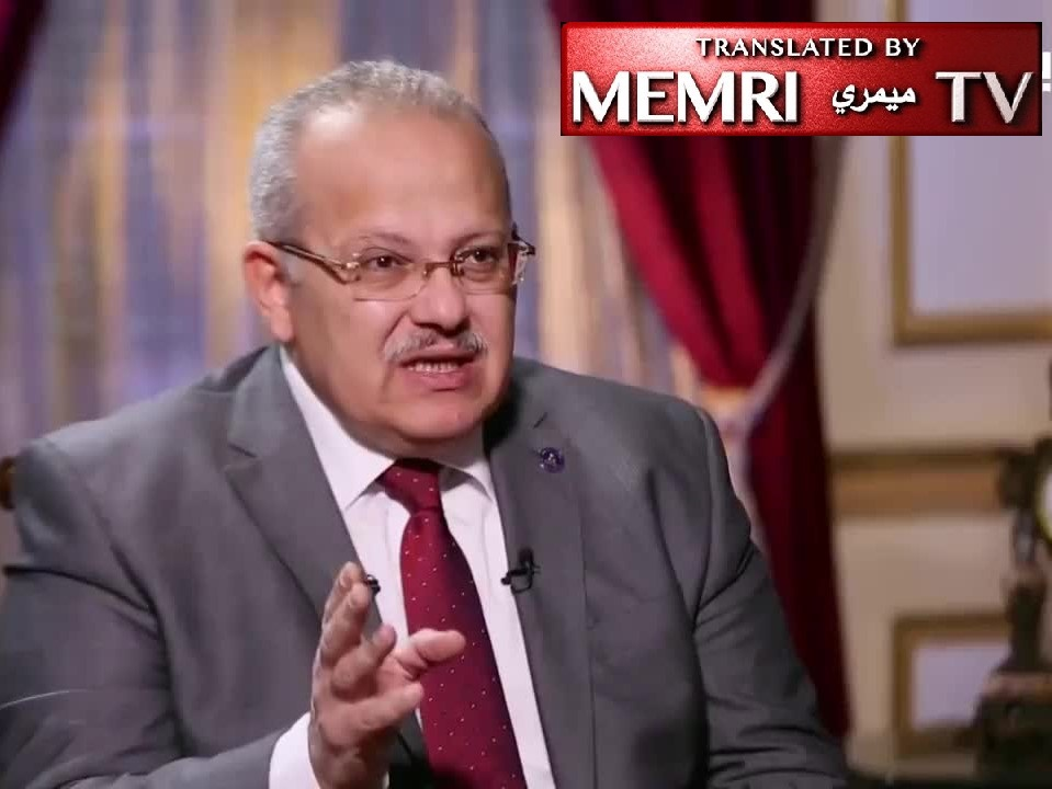 Cairo University President Mohamed Al-Khosht: Reform of Religious Discourse Is Not Enough, We Need to Revive Religion Itself
