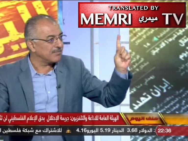 Fatah Revolutionary Council Member Mohammad Al-Lahham Reminisces On Fatah's 1969 Shelling Of Building Now Housing U.S. Embassy In Jerusalem, Adds: There Are Millions Of Palestinians Like (Terrorist) Ashraf Na'alwa