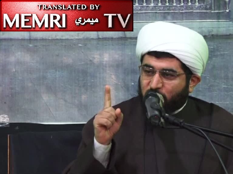 Iranian Cleric Ebad Mohammadtabar: When the Hidden Imam Arrives, The Whole World Will Convert to Islam or Die; We Will Confront, Defeat the Jews, Zionism