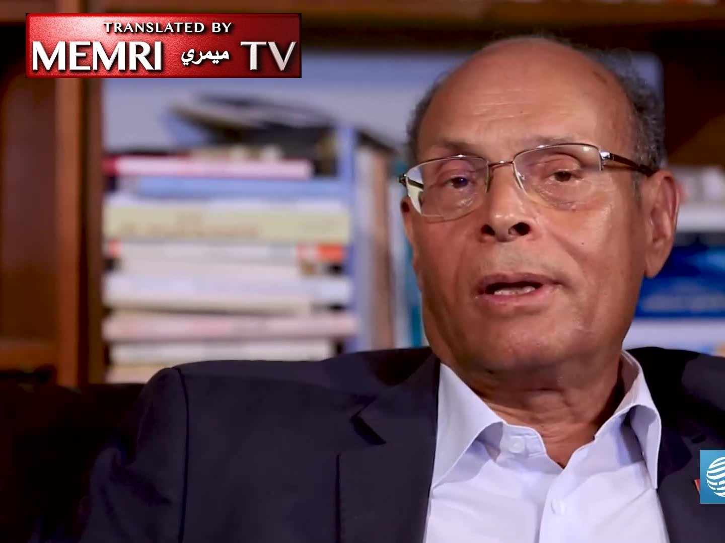 Former Tunisian President Moncef Marzouki: Gulf Countries Led by