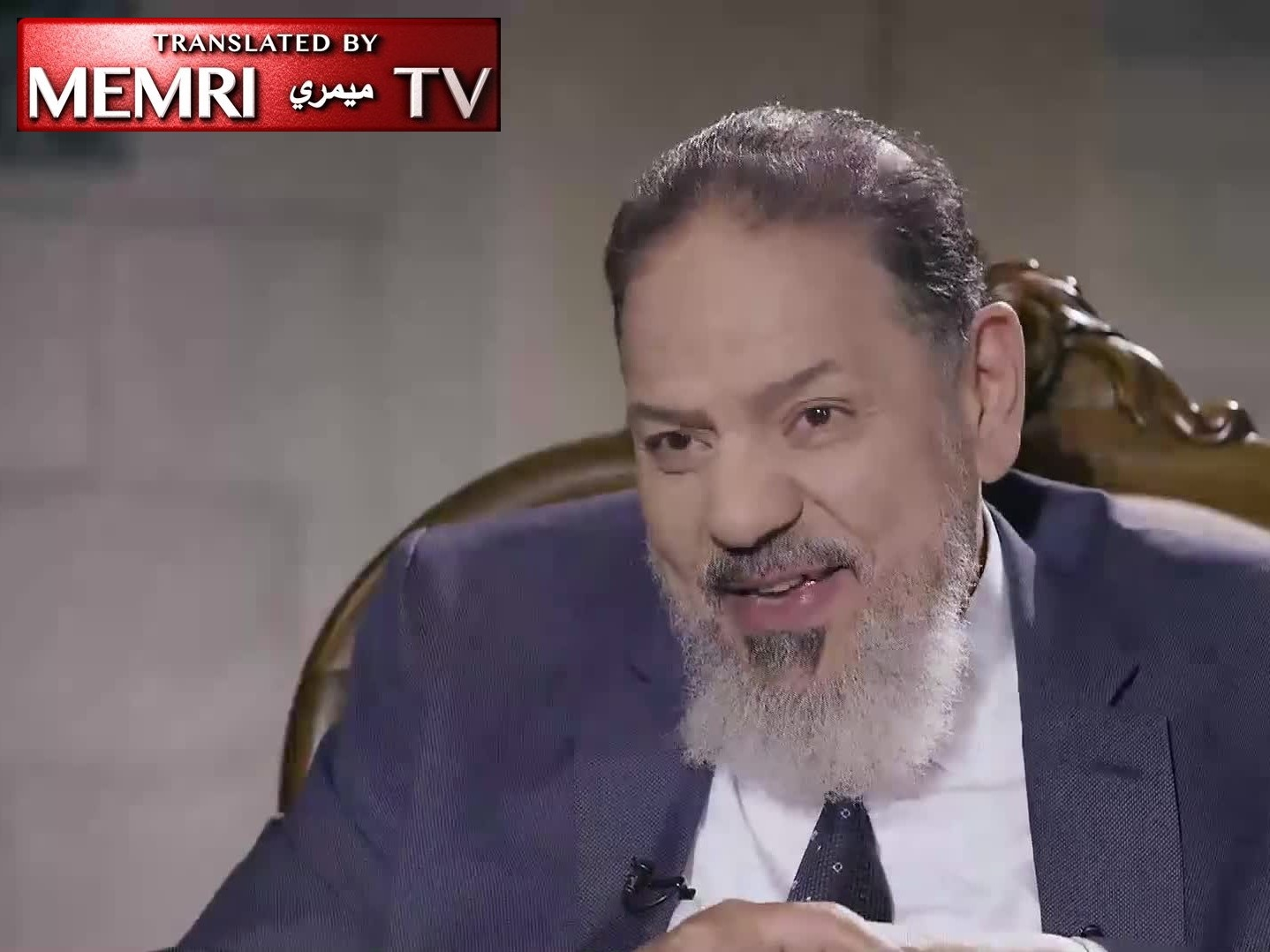 Egyptian Islamist Lawyer Muntassir Al-Zayyat: All the Political Forces in Egypt Celebrated Sadat's Assassination