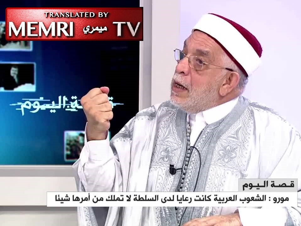Tunisian Parliamentary VP Abdelfattah Mourou: Muslim Brotherhood Was Wrong to Demand Implementation of Shari'a following Arab Spring
