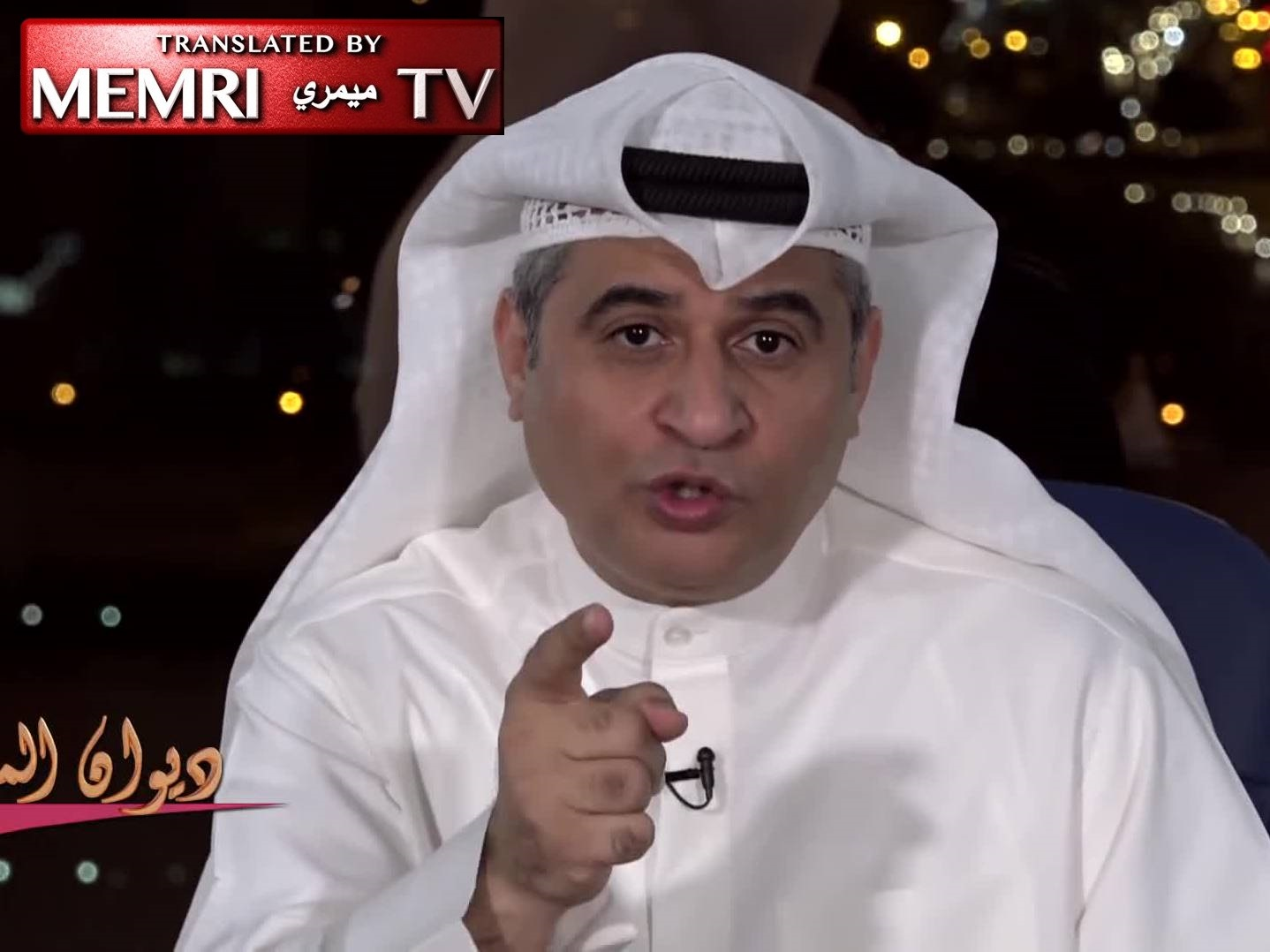 "Kuwaiti TV Host Mohammad Al-Mulla to ""Zoroastrians,"" Houthis, and Muslim Brotherhood: You Are a Disgrace! We Shall Lead the World Again"