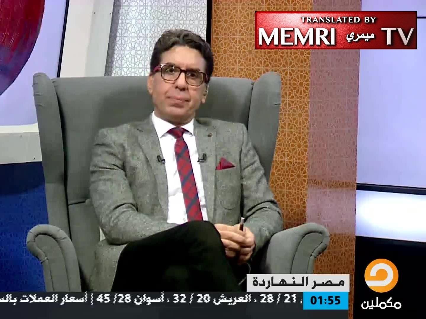 eb3959862f Muslim Brotherhood TV Host Mohammed Nasser  Rothschild Family Controls World  Economy