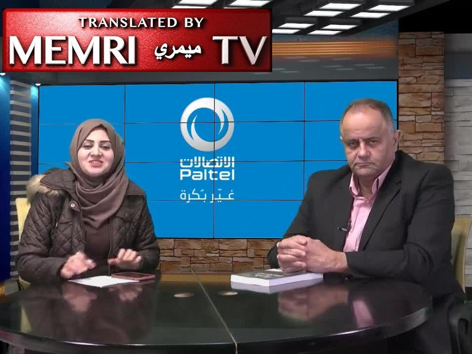 "Palestinian Author Mushir Al-Farra: MEMRI Monitors Everything; We Should Stay Away from the Word ""Jew,"" Talk about ""Zionists"" Instead"