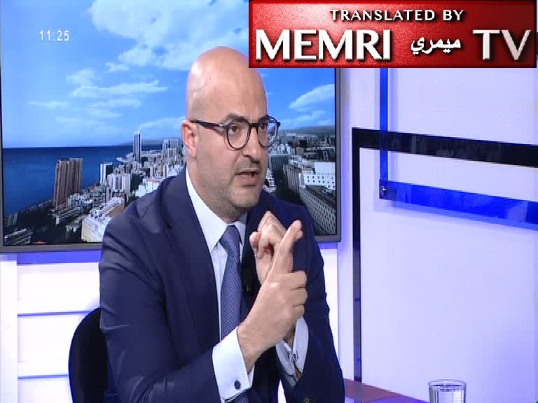 Lebanese Journalist Nadim Koteich: I Support Trump and Netanyahu's Anti-Iranian Policy; Beirut Is More Important than Jerusalem or the Golan Heights